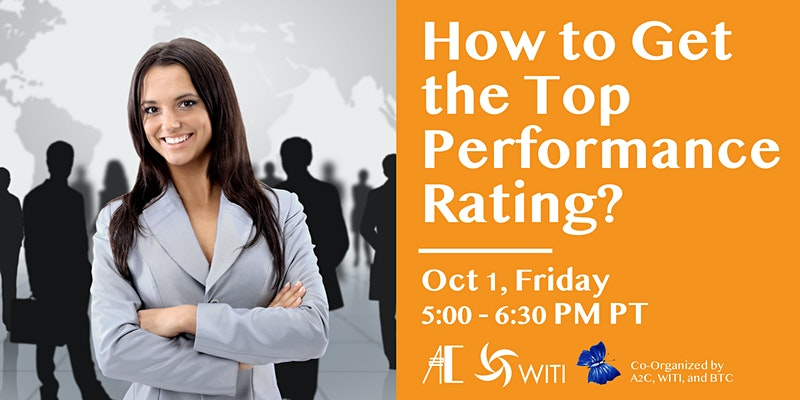 How to Get the Top Performance Rating?