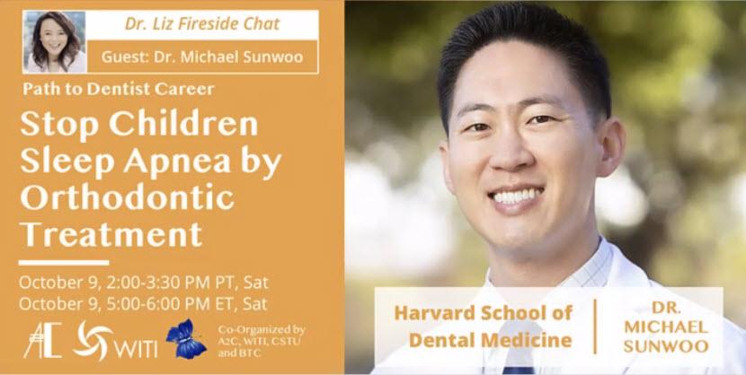 Stop Children Sleep Apnea by Orthodontic Treatment & Path to Dentist Career